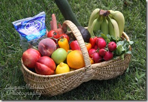 Nutrition FHE lesson from FHElessons.wordpress.com
