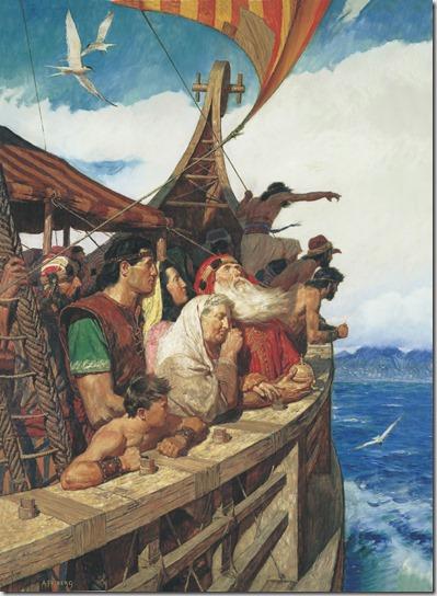 lehi-people-arrive-promised-land