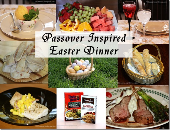 passover inspired easter dinner from fhelessons.wordpress.com