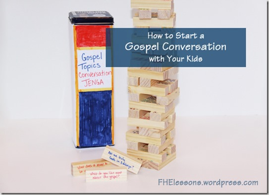 48 questions for a gospel conversation with your kids