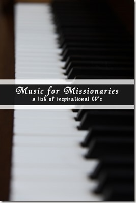 music for missionaries by fhelessons.wordpress.com