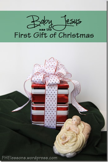 How to Give Great Gifts like God gave Us