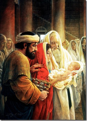 Jesus Christ was the first gift of Christmas