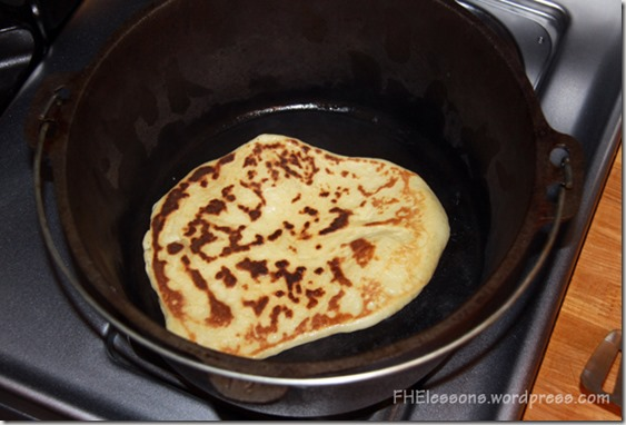 Use a dutch oven in place of a tandoor