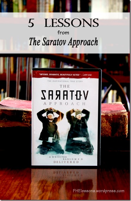 5 Lessons from the Saratov Approach