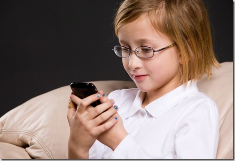 Counsel with the Lord concerning personal devices for your children