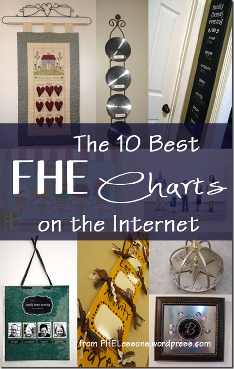 The 10 Best FHE Charts from FHELesson.wordpress.com