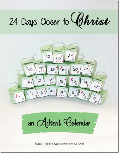 24 Days Closer to Christ Advent