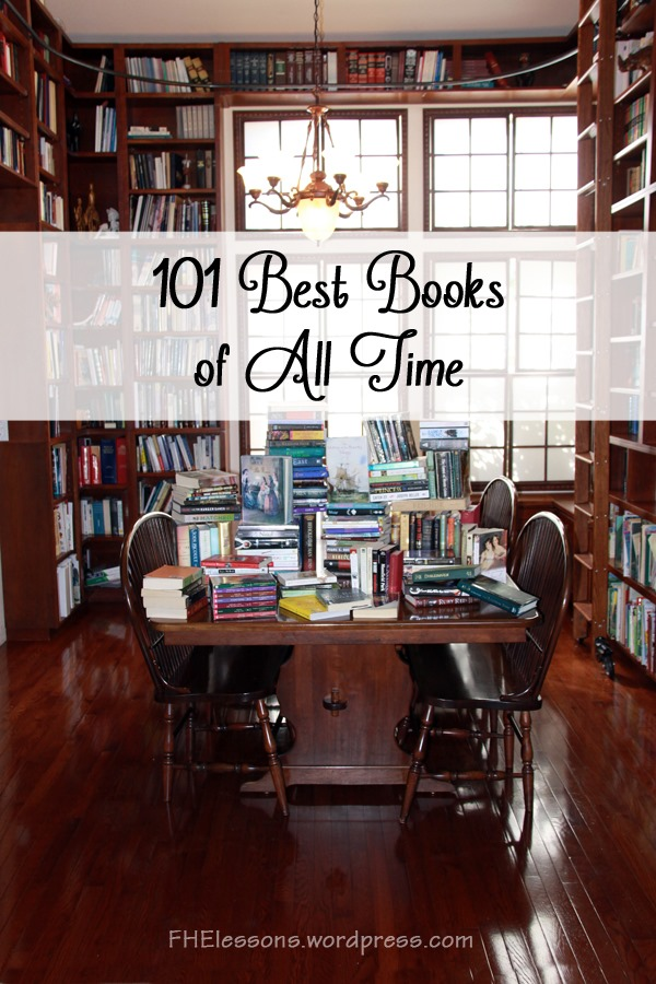 The Best Books Of All Time From FHElessonswordpress