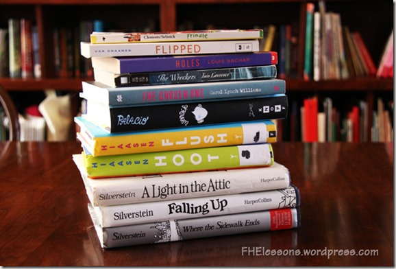 The Best Children's Books from FHElessons.wordpress.com