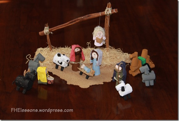 Nativity by FHElessons.wordpress.com