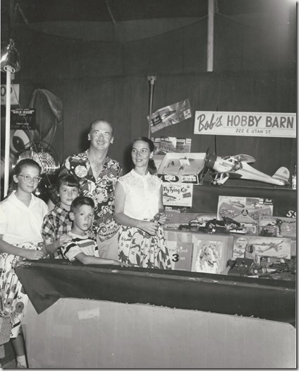 grammy pa bari donna john in space rented for their hobby shop